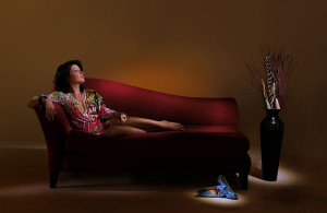 Chaise Lounging ... Tampa, Florida. 2012