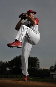 The Stretch ... Mario Duarte, U of Southern Florida. 2011