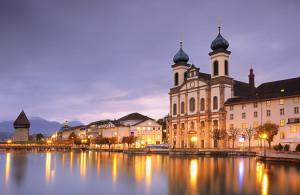 Lucern, Switzerland. 2011