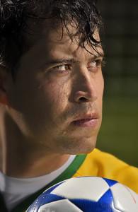 Goalie Glare