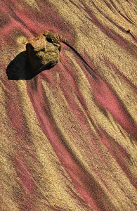 Purple Sand at Pheiffer Beach