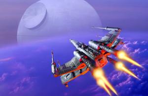 Death Star Rising: Rogue One