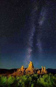 Tufa Galaxy